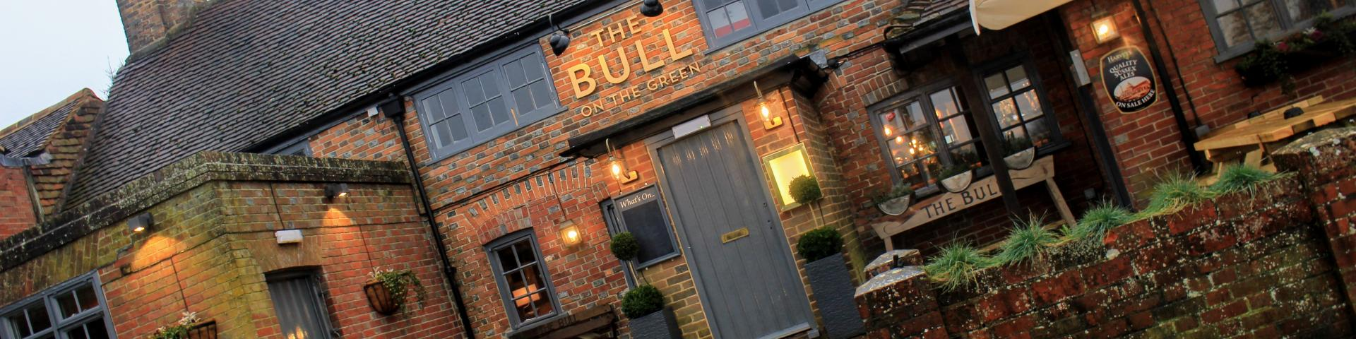 The Bull on the Green, Newick